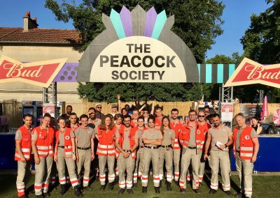 Peacock Society - Paris 16