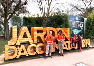 Jardin d'Acclimatation - Paris 16
