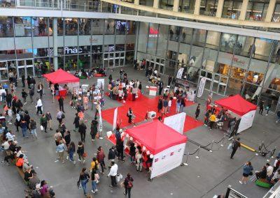 Forum CRf aux Halles, Paris 1-2 - Élodie Estève