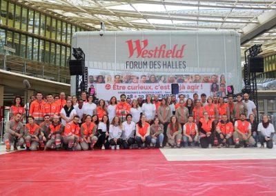 Forum CRf aux Halles groupe, Paris 1-2 - Élodie Estève