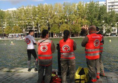 DPS canal ourcq - Paris 19