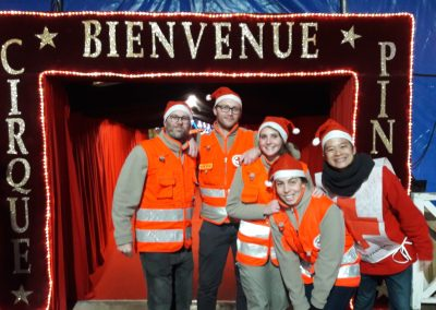 Cirque Noël - Paris 6