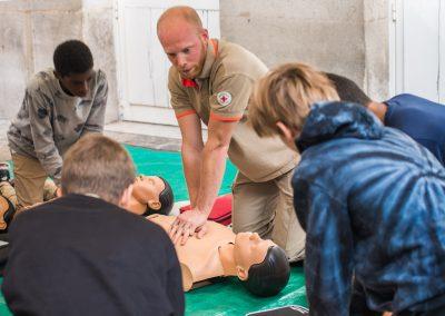 Formation CPR - Paris 9