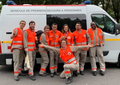 CRF7511-secours postes